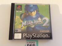 Playstation 1 Ps 1 Mega Man Legends 2