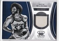 2018-19 Artis Gilmore Jersey Panini Crown Royale Jerseys Kentucky Colonels Card