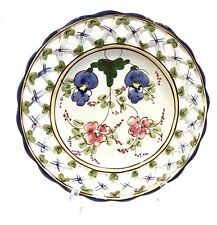 """Jay Willfred 12"""" Plate Made In Portugal Andrea by Sadek"""