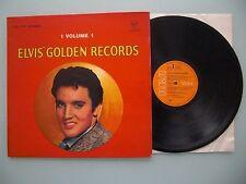 Elvis presley-Elvis 'Golden records, d' , LP, LSP 1707, vinyl: vg