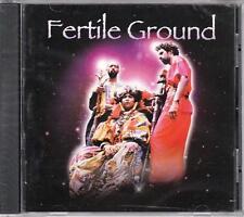 Fertile Ground - Spiritual War ( CD1999 ) NEW / SEALED