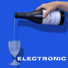 Airborne Floating Wine Glass - Portable 1 Man/Woman Illusion! - ELECTRONIC!
