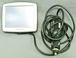 """TOMTOM One N14644 GPS 2 3/4"""" Screen Silver Color """"Untested"""""""