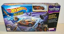 Hot Wheels Guardians of The Galaxy Rocket's Tailspin Takedown Track Set NEW