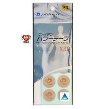 Phiten X30 Titanium Power Tape Discs (50 per pack)