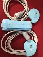 NEW GE Fetal Ultrasound & Toco Transducers 5700LAX & 2264 NEW 1Yr Warranty