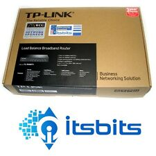 TP-LINK TL-R480T+  4 PORT 10/100 LOAD BALANCED BROADBAND ROUTER + FIXED WAN PORT