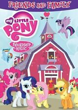 MY LITTLE PONY FRIENDSHIP IS MAGIC FRIENDS AND FAMILY - DVD - Region 1