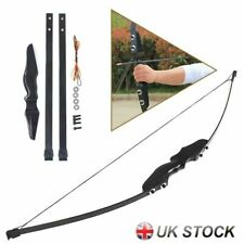 "54"" 40 lbs Archery Hunting Recurve Compound Bow Shooting Longbow Right Handed"