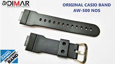 VINTAGE CASIO ORIGINAL STRAP/BAND/CORREA AW-500  NOS