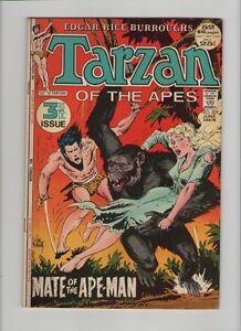 Tarzan #209 - Mate Of The Ape-Man - 1972 (Grade 4.0) WH