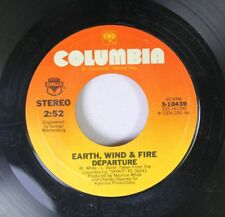 Soul 45 Earth, Wind & Fire - Departure / Saturday Nite On Columbia