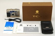 FULL SET!! ALMOST UNUSED in BOX  Minolta TC-1 35mm Point & Shoot From Japan 585