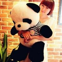 Teddy Big Animals Panda Stuffed Giant Doll Toys Gift Soft Bear Plush Pillow