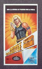G012-Advertising Pubblicità-1983 - BASF IMPACT CASSETTE LH EXTRA I