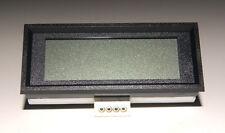 *NEW* Modutec/Jewell 'Big-Little DPM' LCD Digital Panel Meters # BL-330202-01-U