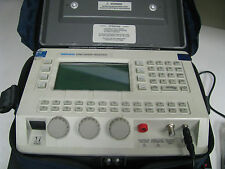 Tektronix model 2722 - Catv Sweep Analysis System - 5-600 Mhz Do19