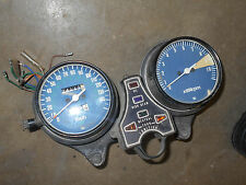 honda cb750 cb750K speedometer dash panel gauges cluster meters 77 78 1977 1978