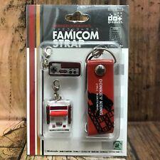 Nintendo Dotgraphics. FAMICOM Strap Key Charm Donkey Kong BANPRESTO