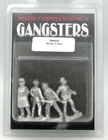 Copplestone GN12 Beat Cops (Gangsters) 1920s Police Officers Lawmen Miniatures