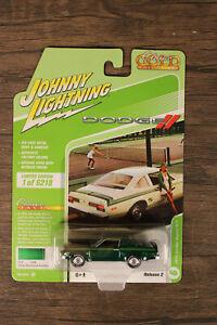Johnny Lightning 2021 Classic Gold Series 2 #6 1976 DODGE ASPEN