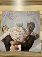 "TRIO  :  Ready For You / Kunstherzschröder  -  7"" Vinyl Single"