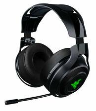 Razer ManO'War Wireless 7.1 Surround Sound Gaming Headset for PC - Black