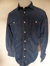 mens REISS denim shirt - size M great condition