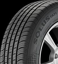 Kumho Solus TA71 205/50-17 XL Tire (Set of 4)