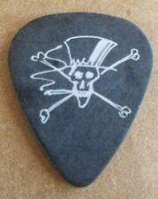 Velvet Revolver Slash Custom Black Guitar Pick - 2005 Tour