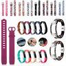 Silikon Armband Uhrenarmband Ersatzband Strap Für Fitbit Alta / HR Uhr Tracker