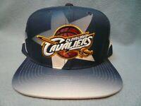 Mitchell & Ness Cleveland Cavaliers Award Ceremony NEW Snapback cap hat Cavs