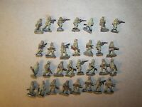 British 8th Army Infantry, WWII, 15mm