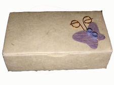 Porte-alliances petite boite couleur naturel Porte alliances cérémonie mariage