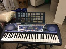 Yamaha Psr-262 Keyboard 61 Keys With Stand And Power Adapter/cord, Pedal