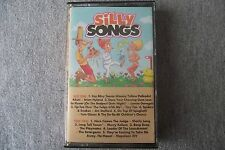 Silly Songs (Various Artists) Cassette Classic Comedy Songs Polkadot Bikini Judg