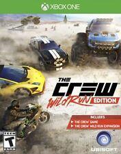 The Crew - Wild Run Edition (Microsoft Xbox One, 2015)