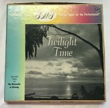 7-1/2ips SMS Twilight Time The Monarchs of Melody  Reel Tape Guaranteed