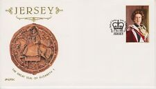 Unaddressed Jersey FDC First Day Cover 1983 £5 Definitive Stamp 10% off 5