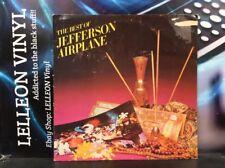 Jefferson Airplane The Best Of LP Album Vinyl INTS5030 A1E/B1E Rock 60's 70's