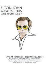 Elton John -Greatest Hits One Night Only DVD (2003) New & Sealed UK Region 2 DVD