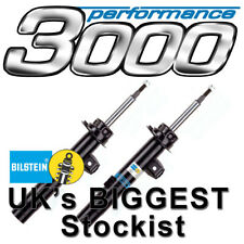 Pair Bilstein B4 Front Shock Absorbers BMW E46 Coupe Saloon Convertible Estate