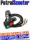 Motorcycle Motorbike Handlebar Kill Switch Indicator Horn 12v 12 Volt 7 Wire