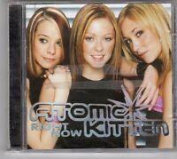 (EU38) Atomic Kitten, Right Now - 2001 CD