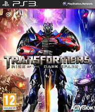 Transformers: Rise of the Dark Spark (Sony PlayStation 3, 2014) - US Version