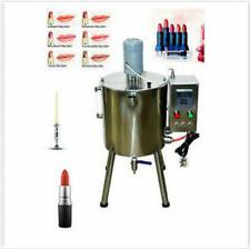 Automatic Lipstick Filler Heat Stirred Tank Candle cream liquid filling Machine