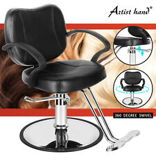 Classic Hydraulic Barber Chair Salon Beauty Spa Tattoo Hair Styling Equipment