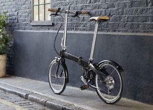 Original BMW MINI Folding Bike Fahrrad Klapprad  Faltrad Grey 80912454881 NEU