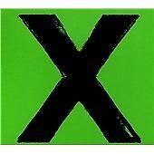 Ed Sheeran - X (CD 2014)