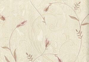 Belgravia Decor Seriano Lilla Luxury Italian Vinyl Wallpaper - Design 98021-A